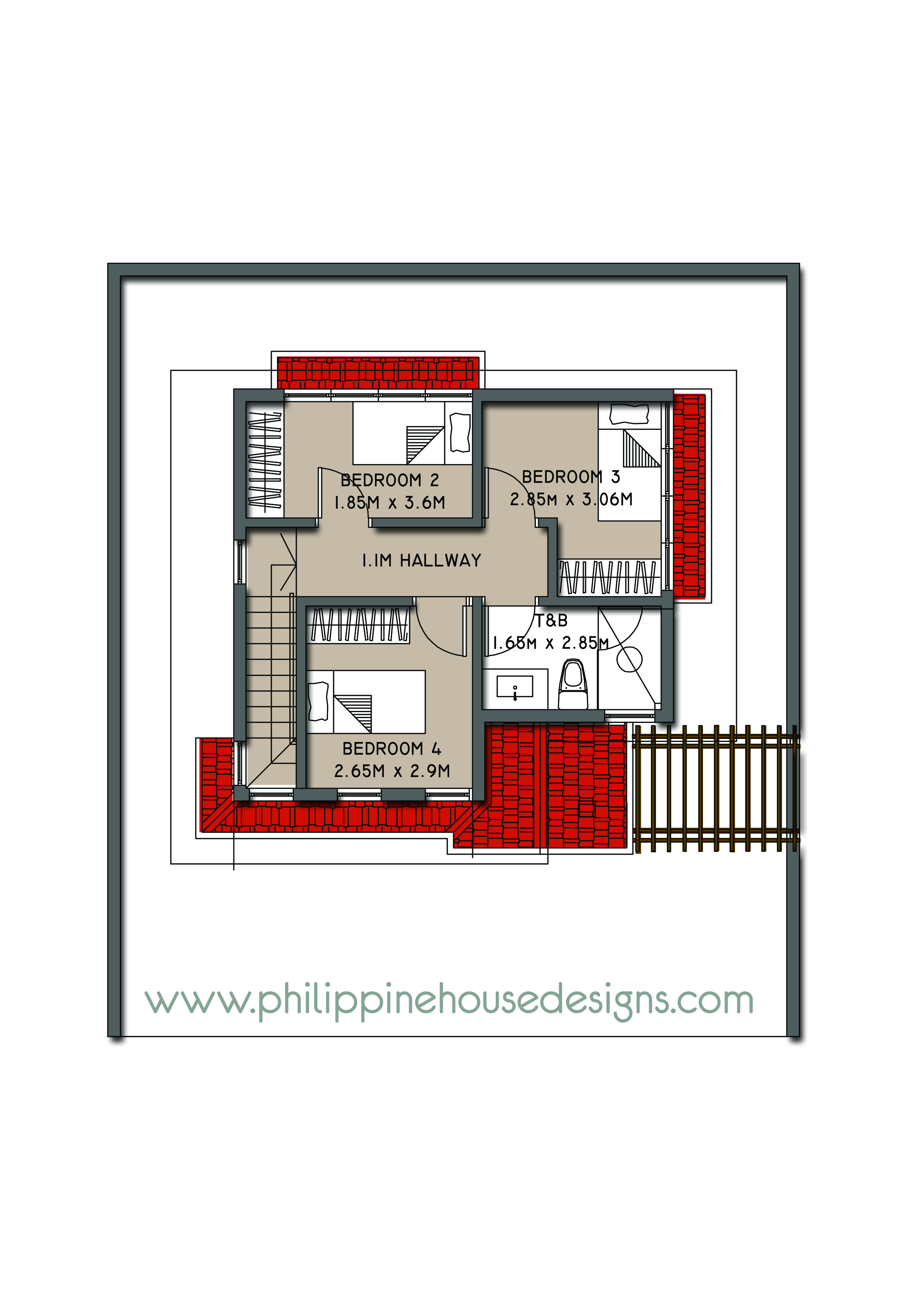 simple modern house designs and plans philippine house