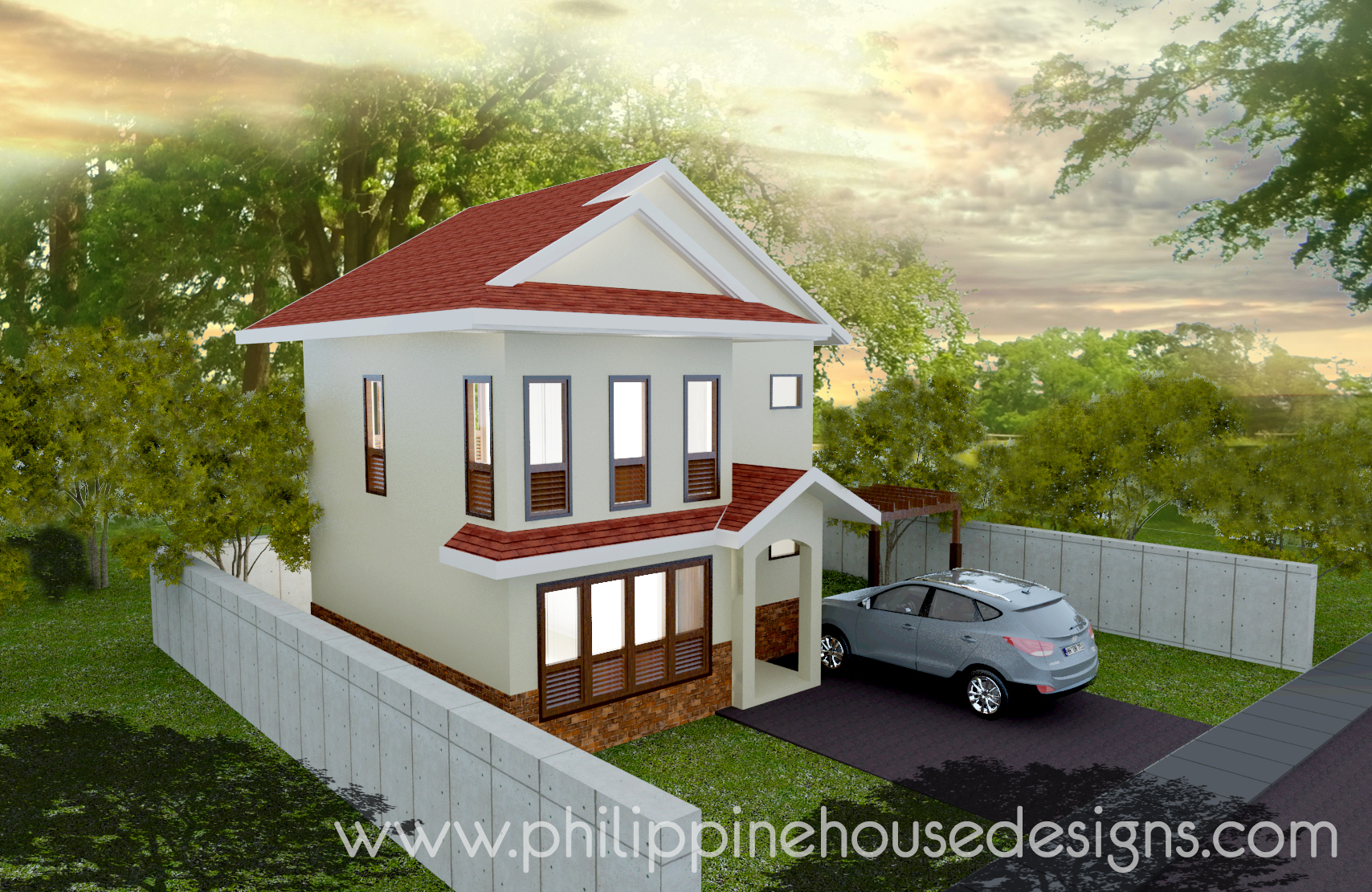 Simple Modern House Designs and Plans | Philippine House ...