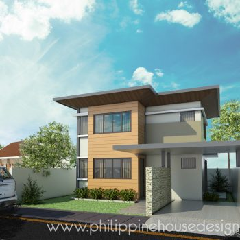 Asian Modern House Designs And Plans Philippine House Designs