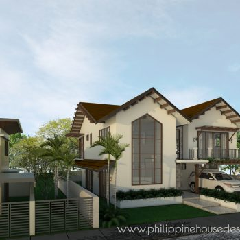 Asian Modern House Designs and Plans | Philippine House Designs