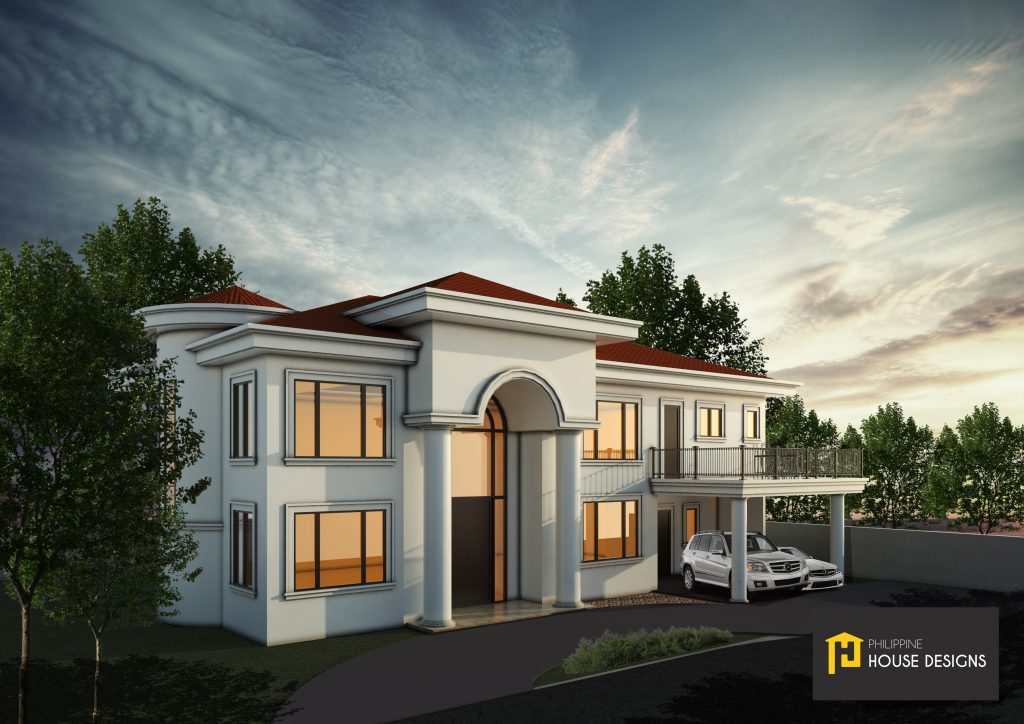 Spacious House Designs And Plans Philippine House Designs